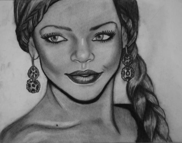 Rihanna par xsophiex